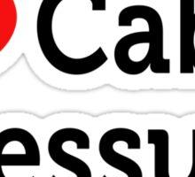 I Love Cabin Pressure Sticker