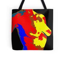 Abstract woman Tote Bag