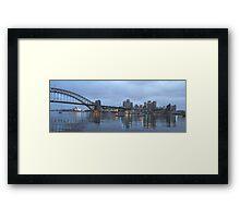 Images, Sydney Harbour,australia, Framed Print