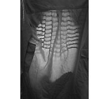 Shirt.. a'la Rontgen Photographic Print