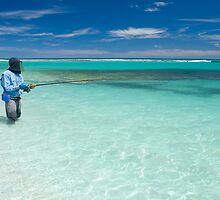 Fishermans Paradise. by Mick Smith