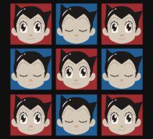 Astro Tiles - Sleepy Kids Clothes