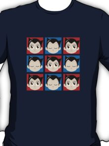 Astro Tiles - Sleepy T-Shirt