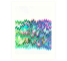 shockwave2 Art Print