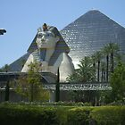 The Luxor Hotel by DaveM