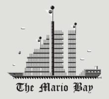 The Mario Bay by Rodrigo Marckezini