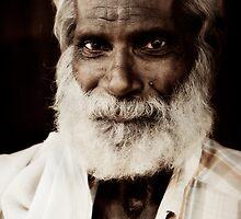 Bearded man by Anthony Begovic