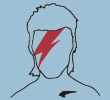 David Bowie - Aladdin Sane by BananaAlmighty