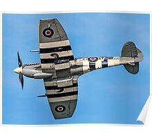 BBMF Spitfire LF.IXc MK356/21-V Poster