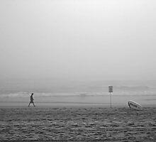 Danger - Fog by Sara Lamond