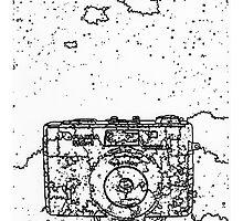 LINEart camera 08: Fujica MA-1 by LINEart