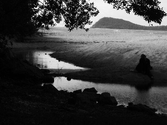 Beach Sadness by xXDarkAngelXx