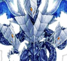 Trishula Dragon of the Ice Barrier Sticker