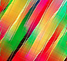 RAINBOW TILES by DARREL NEAVES