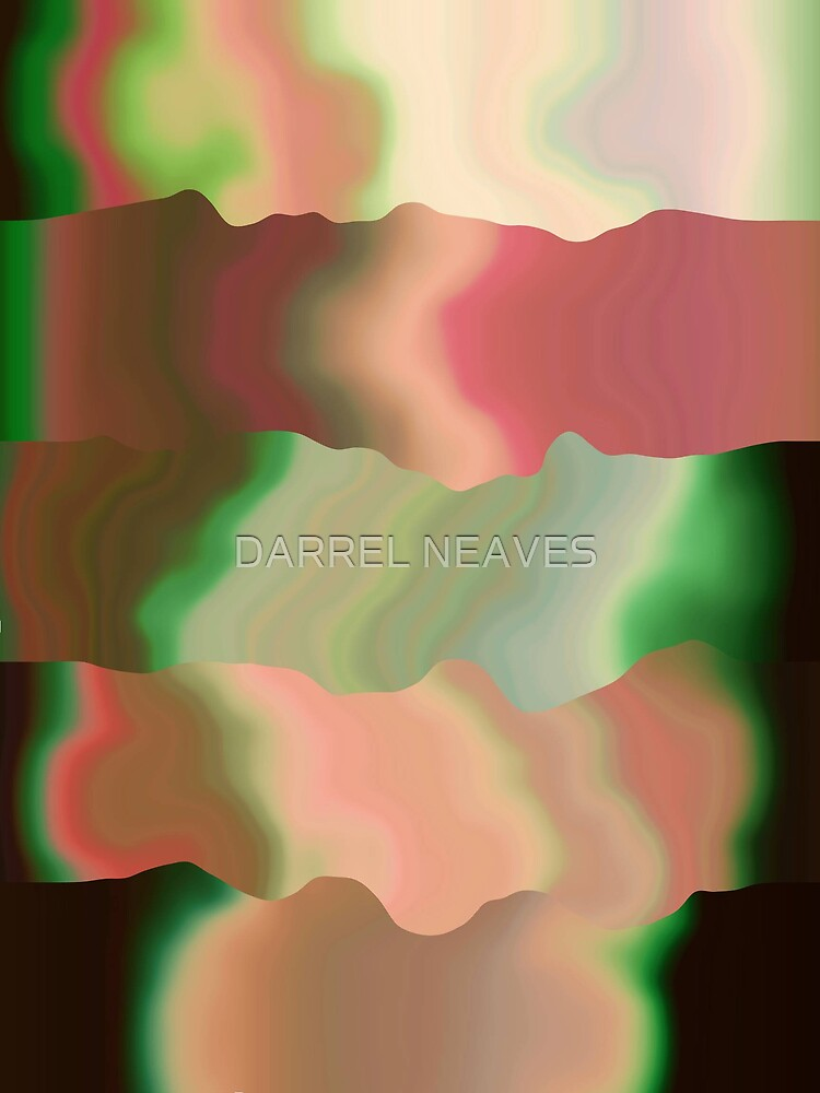 CORAL SHIMMER by DARREL NEAVES