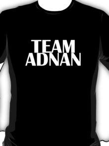 Team Adnan T-Shirt