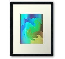 LANDSCAPE 4 Framed Print