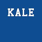 KALE (white lettering) by TVsauce
