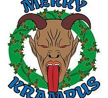 Merry Krampus by callmeberty