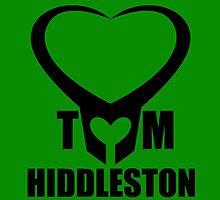 Hiddleston by GreenGamer