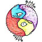 Yin-Yang Fish by Matt Booth