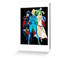 Super Smash Sisters! Greeting Card