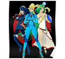 Super Smash Sisters! Poster