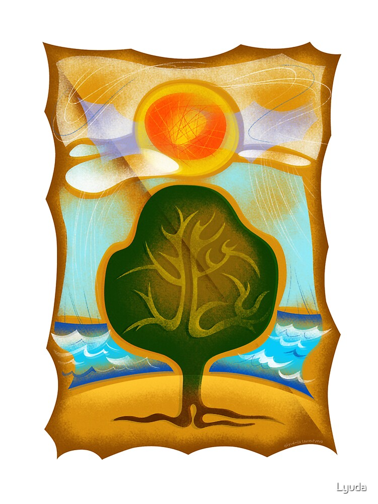 Tree by Lyuda