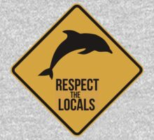 Respect the dolphins T-Shirt