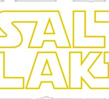 Salt Lake (Star Wars) Sticker