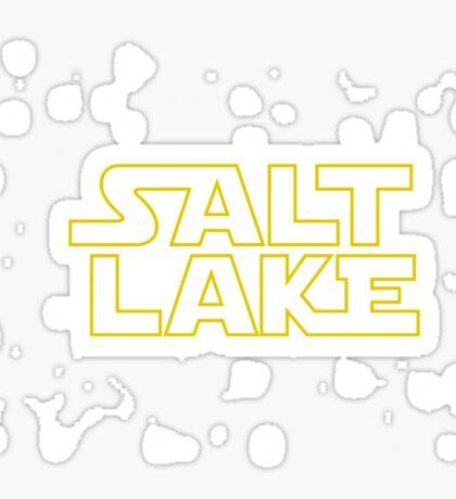 Salt Lake (Star Wars) Sticker
