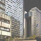 City 2 by Efi Keren