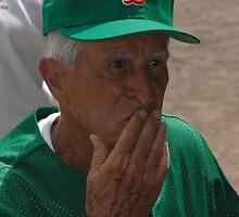Johnny Pesky Red Sox Legend by Larry Glick
