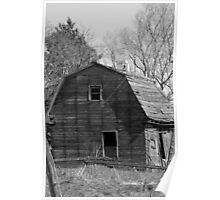 Old Homestead 1800's Poster