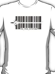 Barcode bullet T-Shirt
