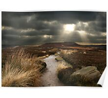 Owler Tor Morning Poster