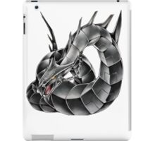 Dark Cyber Dragon iPad Case/Skin