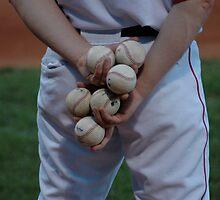 Baseballs by Larry Glick