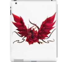 Black Rose Dragon Shirt iPad Case/Skin