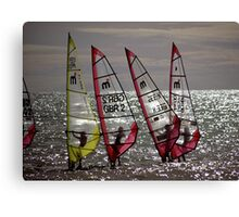 Water Sports Canvas Print