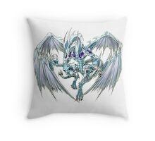 Stardust Dragon Shirt Throw Pillow