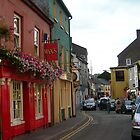 Kinsale Street by Cathy Klima