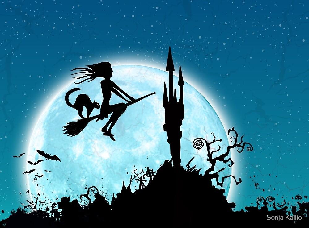 halloween by sonja kallio