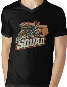 Raptor Squad Mens V-Neck T-Shirt
