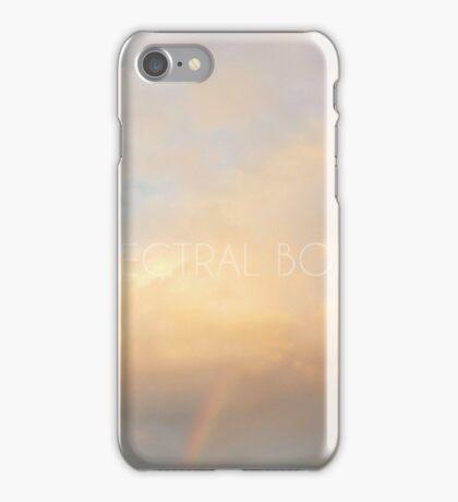 Spectral Bolt iPhone Case/Skin