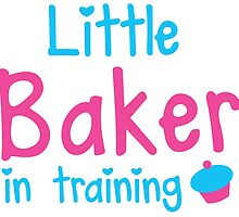 little baker in training by jazzydevil