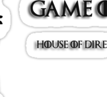 Game of Dota, House of Dire Sticker