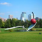 Spoon Bridge and Cherry, Minneapolis by Cathy Klima