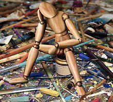 Creative Block by Rick Borstelman