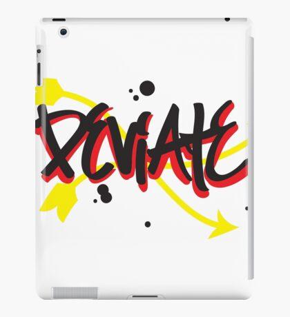 Deviate iPad Case/Skin